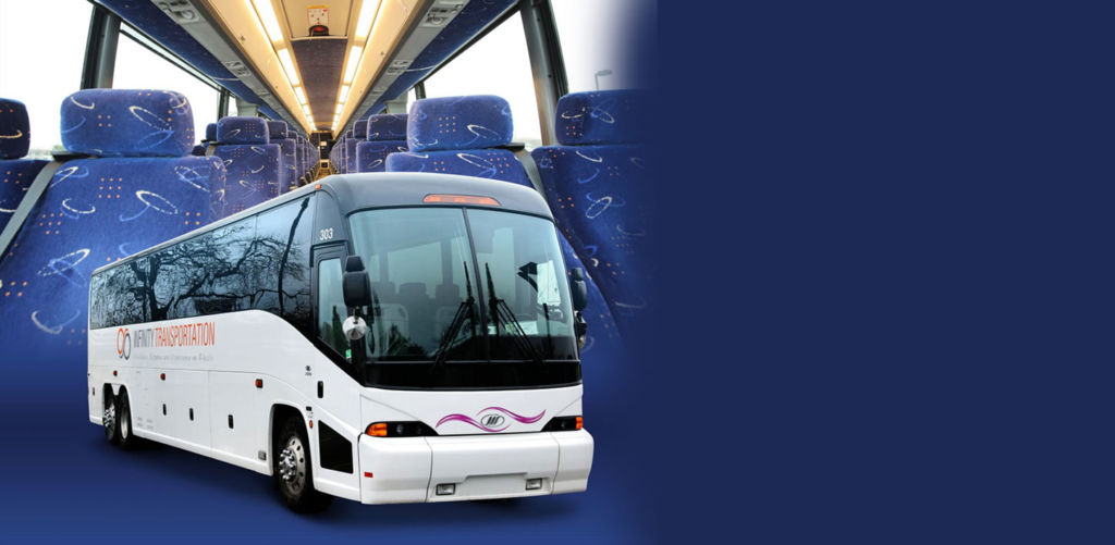 Chicago Charterbus Rental - Charter buses, shuttle buses, and