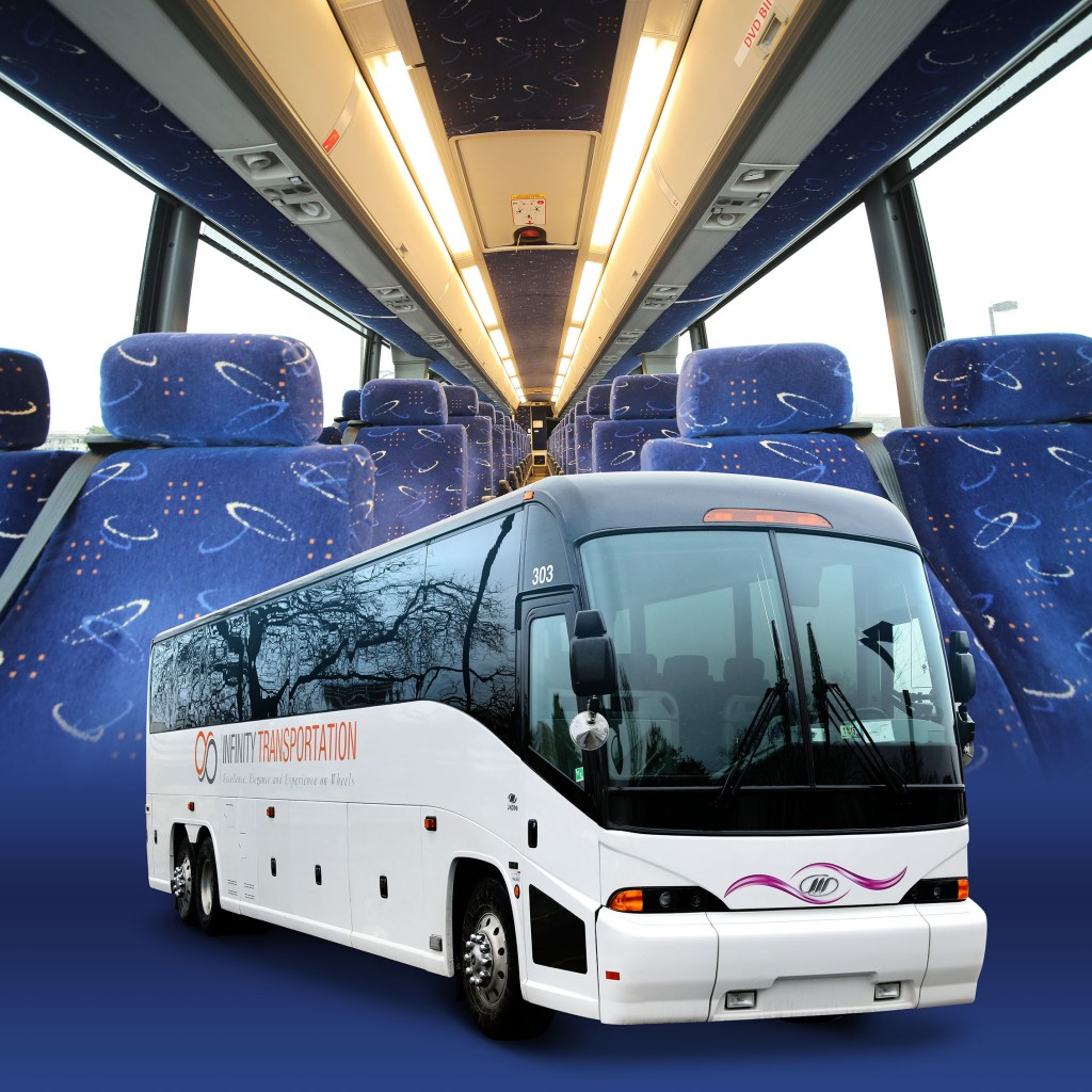 Arlington Heights Motorcoach Rental Chicago Charterbus
