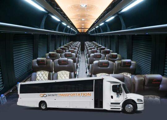 Skokie_shuttlebus_charter